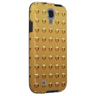 Samsung Galaxy S4, Vibe Gold Case