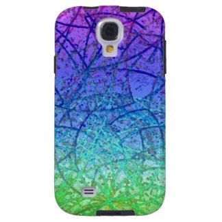 Samsung Galaxy S4 Vibe Grunge Art Abstract Galaxy S4 Case