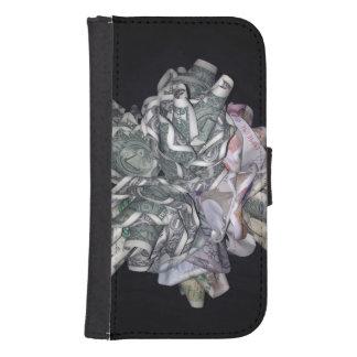 Samsung Galaxy S4 Wallet Case