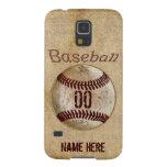 Samsung Galaxy S5 Baseball Phone Case PERSONALIZED Galaxy S5 Case