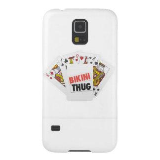 SAMSUNG GALAXY S5 BIKINI THUG CELLPHONE CASE