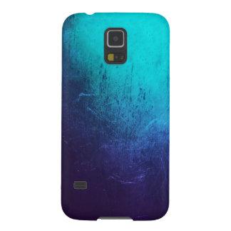 Samsung Galaxy S5 blue tone case