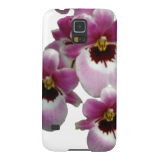 Samsung Galaxy S5 Case - Pansy Orchid