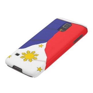 Samsung Galaxy S5 case with Philippine Flag