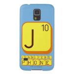 J JENNIFER'S PHONE  Samsung Galaxy S5 Cases