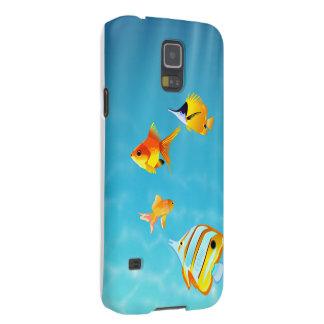 Samsung Galaxy S5 Fish Galaxy S5 Cover