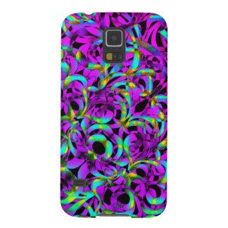 Samsung Galaxy S5 Futuristic Abstract Art Galaxy S5 Cases
