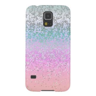 Samsung Galaxy S5 Glitter Star Dust Galaxy S5 Cases
