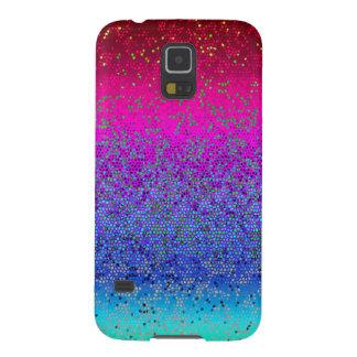 Samsung Galaxy S5 Glitter Star Dust Galaxy S5 Cover