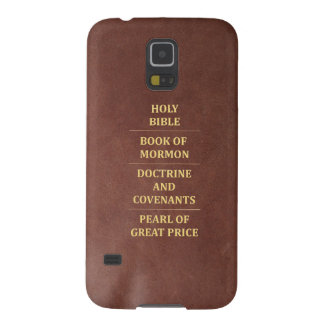 Samsung Galaxy S5 - LDS Quad cover - Brown