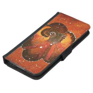 Samsung Galaxy S5 Octopus wallet cover