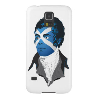Samsung Galaxy S5. Robert Burns, a Great Scot! Case For Galaxy S5