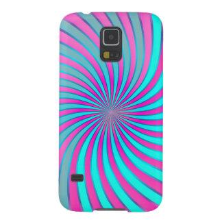 Samsung Galaxy S5 Spiral Vortex Case For Galaxy S5