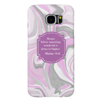 Samsung Galaxy S6, Barely There Phone Case