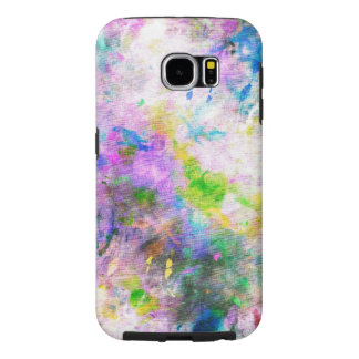 Samsung Galaxy S6 Case Colour Splash