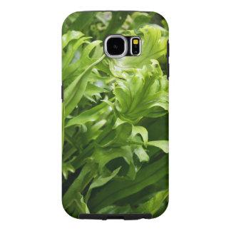 Samsung Galaxy S6 Case - Fishtail Fern