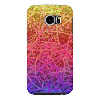 Samsung Galaxy S6 Case Informel Art Abstract