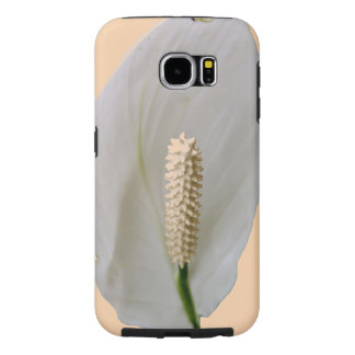 Samsung Galaxy S6 Case - Snowflower