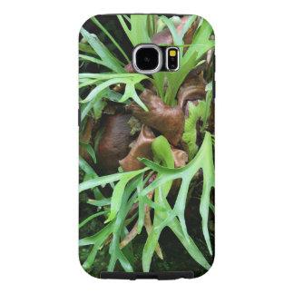 Samsung Galaxy S6 Case - Staghorn Fern