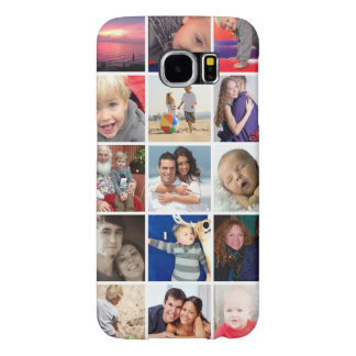Photo Collage Samsung Galaxy S6 Cases
