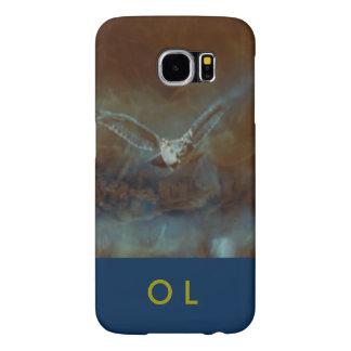 Samsung Galaxy S6 Owl Legend Samsung Galaxy S6 Case