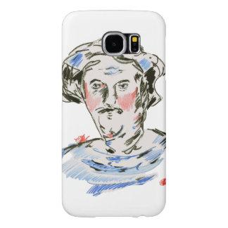 "Samsung Galaxy S6 ""The old sailor"" Samsung Galaxy S6 Cases"