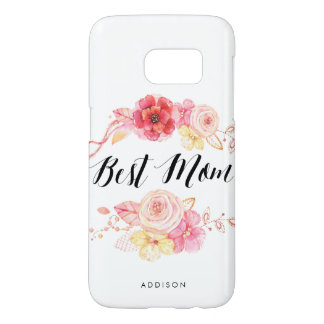 Samsung Galaxy S7 Cases Best Mom Personalized
