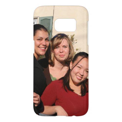 Samsung Galaxy S7 Customizable Case Phone Case