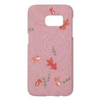 Samsung Galaxy S7 Japanese Koi Fish Phone Case