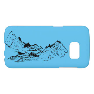 Samsung Galaxy S7 Mountains & Valleys Case