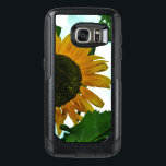 "Samsung Galaxy S7 Otterbox case with sunflower<br><div class=""desc"">This cheery sunflower will make you smile every time you look at your phone. It reminds one of warm summer days spent with friends and family.</div>"