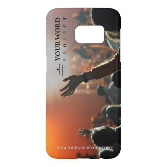 Samsung Galaxy S7 Your Word case