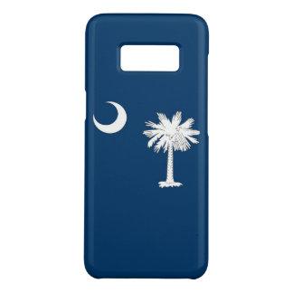 Samsung Galaxy S8 Case with South Carolina Flag