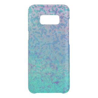 Samsung Galaxy S8 Clearly Case Glitter Star Dust