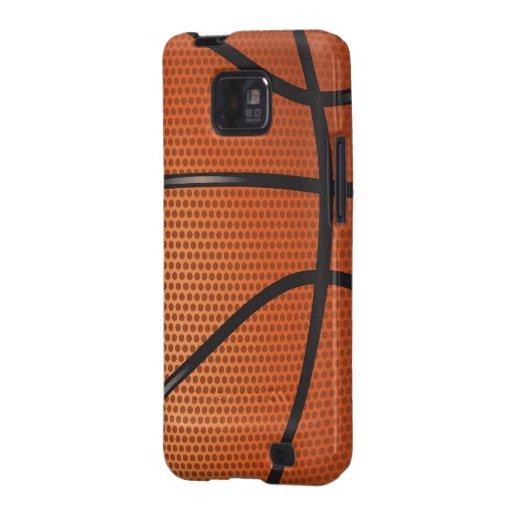 Samsung Galaxy S Case - Basketball