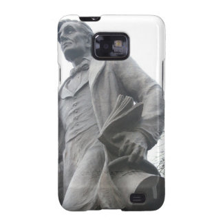 Samsung Galaxy S Cover with Abraham Lincoln