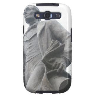 Samsung Galaxy S Cover with Abraham Lincoln Samsung Galaxy SIII Cover
