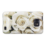 Samsung Galaxy SII Case - White Roses