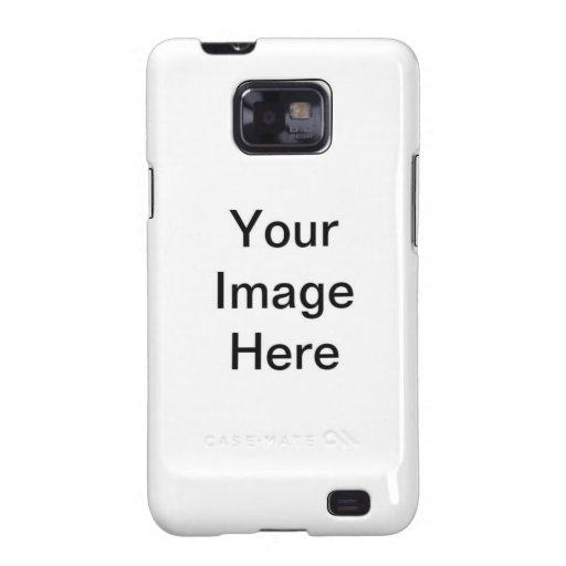 Samsung Galaxy SII QPC Template Galaxy SII Cases