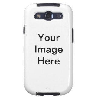 Samsung Galaxy SIII QPC template Galaxy S3 Case