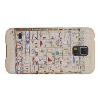 Samsung Hieroglyph Case