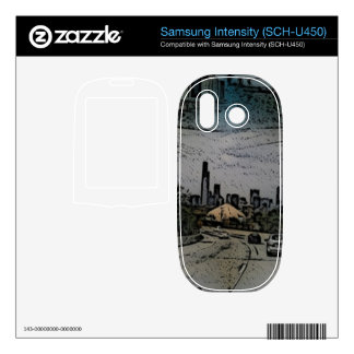 Samsung Intensity SCH-U450 Samsung Intensity II Skin