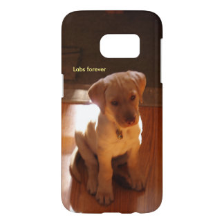 Samsung Labrador Retriever S7 phone case