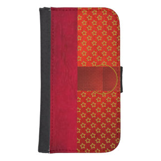 Samsung Leather Wallet and Phone Case