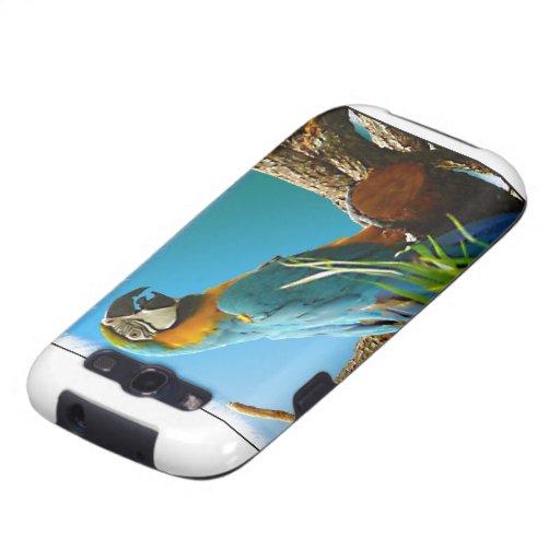 Samsung llama por teléfono al caso galaxy s3 cobertura
