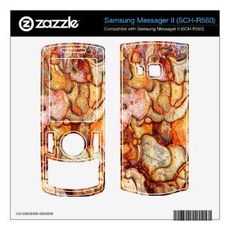 Samsung Messager II SCH-R560 Samsung Messager II Decal