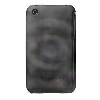 Samsung nublado oscuro Galaxys iPhone 3 Cobreturas