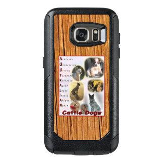 Samsung s7 Case Australian Cattle Dog Motto