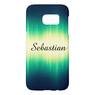 Samsung S7 case with name