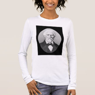 Samuel A. Maverick (1803-70) (b/w photo) Long Sleeve T-Shirt